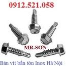Tp. Hà Nội: Cung cấp bán Vít bắn tôn Inox D5 hà nội 0968. 521. 058 vít bắn tôn thép CL1671832