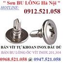 Tp. Hà Nội: C. Ty bán vít tự khoan Inox M4 Hà Nội 0912. 521. 058 vít tự khoan đầu dù CL1671832