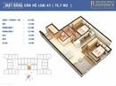 Tp. Hà Nội: Cần bán suất ngoại giao chung cư Golden West, C9, 75,5m2, LH 01647888333 CL1671935