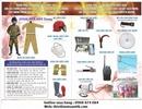 Tp. Hồ Chí Minh: quần áo, nón, ủng, bao tay, búa rìu, theo thong tư 48/ 2015 TT-BCA CL1624370