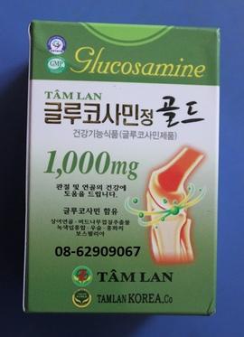Glucosamin-Chất lượng- Sư dụng Chữa thoái hoá xương khớp