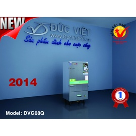 Hướng dẫn sử dụng tủ cơm gas bán tự động Đức Việt