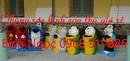 Tp. Hồ Chí Minh: Thùng rác nhựa composite, thùng rác con thú, thùng rác chim cánh cụt giá siêu rẻ CL1677248P18