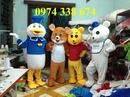 Tp. Hồ Chí Minh: nhận may mascot, thú , linh vật đẹp CL1676129P10