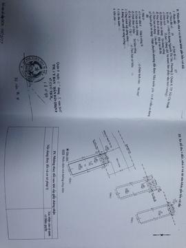 Bán nhà hẻm nguyễn thị tần p2 quận 8 tphcm