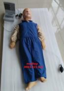 Tp. Hà Nội: Hình nộm thực hành ép tim ngoài lồng ngực nhi, mô hình hồi sức cấp cứu nhi CL1673751