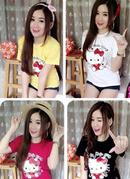 Tp. Hồ Chí Minh: Áo thun thời trang 0903322719 Ms. Thảo CL1680807