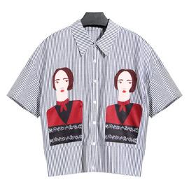 Áo Đối Mặt - 05 ( Two-Faced Shirt )