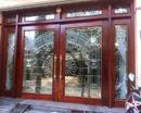 Tp. Hồ Chí Minh: Cung cấp và lắp cửa nhôm vân gỗ giá rẻ CL1703408