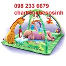 Tp. Hồ Chí Minh: Thảm chơi rừng nhiệt đới fisher price k4562 – km giảm giá CL1676260