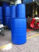 Bình Định: Thùng phuy nhựa - Thùng phuy đựng hóa chất - Thùng phuy làm bè CL1681888