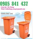 Bà Rịa-Vũng Tàu: Cung cấp thùng rác công nghiệp 660 l, 240 l, 120 l - cam kết giá tốt nhất trường CL1676019P5