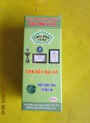 Tp. Hồ Chí Minh: Tinh dầu Bạc Hà-+- tiêu độc, Kháng khuẩn, chữa cảm, tái tạo tế bào CL1675271P4