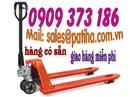 Tp. Hồ Chí Minh: xe nâng tay thủy lực thấp, xe nâng tay trọng tải 2500kg, 3000kg, 5000kg CL1674856