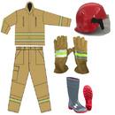 Điện Biên: bộ quần áo chữa cháy đã được kiểm định của cục pccc CL1703457