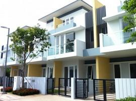 #*$. # Biệt thự nghỉ dưỡng trong khu The Garland, ven sông, Dương Đình Hội Q9. LH
