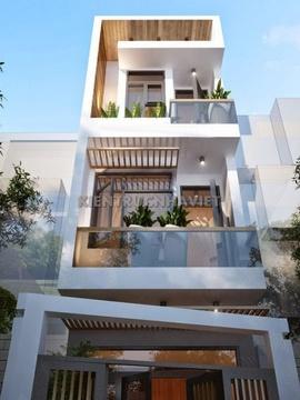 Bán nhà phố 4,3x11m LG 3m, 2 tầng mặt tiền đường Cộng Hòa, P. 13, Q. Tân Bình