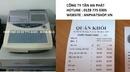 Tp. Hồ Chí Minh: Máy tính tiền cafe nhà hàng quán nhậu CL1675506