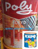 Tp. Hồ Chí Minh: Sơn dầu Expo Alkyd và Poly Alkyd loại nào tốt hơn? CL1675133