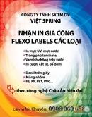 Tp. Hồ Chí Minh: Chuyên In Tem Nhãn Trên Nhiều Chất Liệu CL1675872