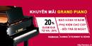 Tp. Hồ Chí Minh: Siêu khuyến mãi đàn Grand Piano CL1682244