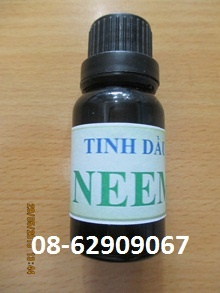 Tinh dầu NEEM, loại một-Dùng chữa mụn, chàm, Matxa giúp làm đẹp da