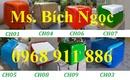 Tp. Hồ Chí Minh: Thùng giao hàng nhanh, thùng chở hàng sau xe máy giá rẻ CL1675485