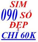 Tp. Hồ Chí Minh: Sim mobifone: 0903, 0906, 0907, 0908, 0909, Rẻ nhất HCM CL1701681