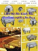 Tp. Hà Nội: Nồi buffet, nồi hâm buffet ,Chafing Dish, soup chafing dish buffet hàng có sẵn CL1683129P7