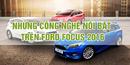 Tp. Hà Nội: Bán xe Ford Focus Eocboost 2016 giá 799 triệu có xe giao ngay CL1676749