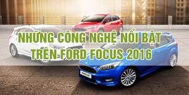 Bán xe Ford Focus Eocboost 2016 giá 799 triệu có xe giao ngay