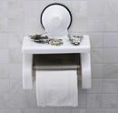Tp. Hà Nội: Giá treo giấy vệ sinh trong phòng tắm hút chân không siêu rẻ 90K, dính cực chắc CL1676887
