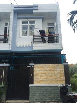 Bán nhà 4mx10m Trương Phước Phan (SHR), đúc kiên cố 1 tấm, giá 1. 55 Tỷ (TL)
