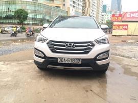 Xe Hyundai Santa fe 4x4 AT 2015, 1tỷ 195 triệu