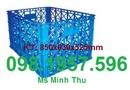 Tp. Hải Phòng: sọt nhựa, rổ nhựa, sọt nhựa đựng trái cây, thùng nhựa đan, sọt nhựa rẻ CL1678223P3
