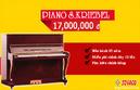 Tp. Hồ Chí Minh: Bán đàn Piano cơ giá rẻ hơn Piano điện CL1682244