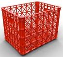 Tp. Hồ Chí Minh: Bán sóng nhựa hs022 - sóng nhựa công nghiệp 8 bánh xe - Sóng nhựa đựng hàng CL1677296