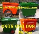 Tp. Hồ Chí Minh: cung cấp thùng đựng rác composite, thùng rác nhựa 120 lít, 240 lít, 660 lít CL1677296