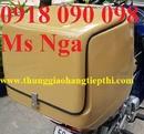 Tp. Hồ Chí Minh: bán thùng giao hàng tiếp thị giá rẻ, thùng chở hàng sau xe máy CL1678338P7