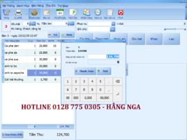 Phần mềm bán hàng cho quán cafe tại Cần Thơ