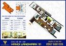 Tp. Hà Nội: $*$. Bán chung cư cao cấp Hanoi Landmark 51 – Giá 21 triệu/ m2. CL1679644P6