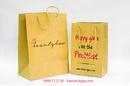 Tp. Hồ Chí Minh: túi giấy kraft in giá rẻ, in túi giấy tái chế, in túi giấy kraft đẹp CL1687933P6