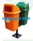 Tp. Hồ Chí Minh: Thùng rác treo, thùng rác công nghiệp, xe rác , xe đẩy rác các loại CL1678192