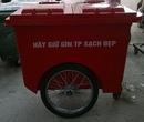 Tp. Hồ Chí Minh: Thùng rác nhựa composite 660L - Thùng rác công cộng 660L CL1678884