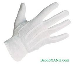 Găng tay chống tĩnh điện dệt kim vải thun sẹc