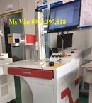 Tp. Hà Nội: Máy laser khắc nhãn mác, khắc kim loại, laser sợi quang CL1679588P3