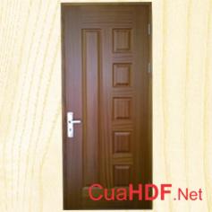 cửa gỗ công nghiệp HDF veneer chất lượng giá cả cạnh tranh