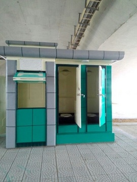 ** Cho thuê nhà vệ sinh di động phục vụ thi công và tổ chức sự kiện