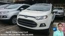 Tp. Hà Nội: Bán Ford Ecosport Titanium 2016 màu trắng CL1683615P7