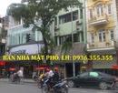 Tp. Hà Nội: $$$ Bán Nhà Mặt Phố Nguyễn Hữu Huân, Hoàn Kiếm, 80m2, 6 Tầng, Thang Máy CL1680008